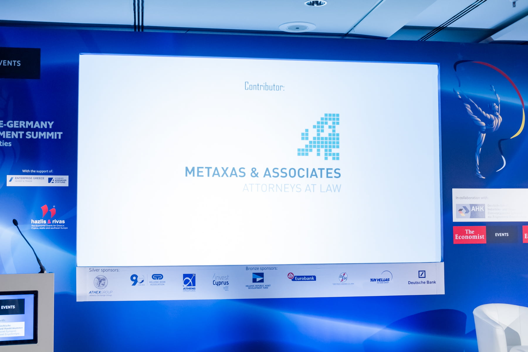 Michalis Mathioulakis – Metaxas & Associates